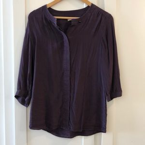 Silk Banana Republic Blouse